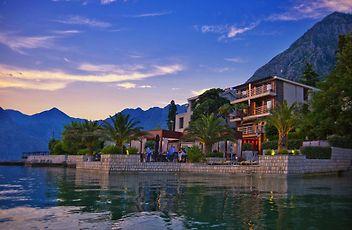 5 Stars Hotels In Kotor County